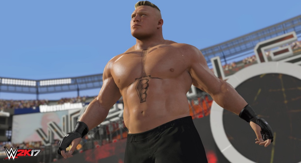 Illustration de l'article sur WWE 2K17